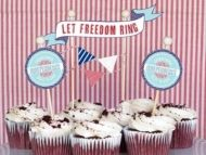 Free 4th of July Printables ...this site has   many ideas for just about anything