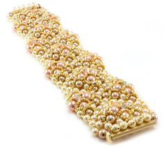 Mysterious Moon Bracelet Kit - Beads Gone Wild  - 1