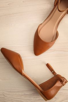 637ea4a2812 7 Best brown flats outfit images