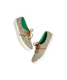 Keds + Madewell diamond duo sneakers