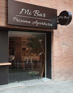 Call me Lola Cafe Bar, Cafe Restaurant, Restaurant Design, Deco Cafe, Mein Café, Petite France, Coffee Shop Design, Shop Fronts, Facade Design