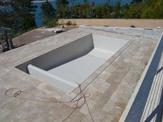 1000 images about piscine on pinterest sukabumi for Piscine miroir design
