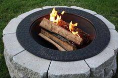 Gartengestaltung gemütliche Sommerabende rund um die Feuerstelle