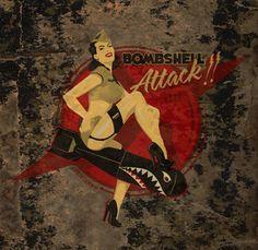 Bombshell Attack!!