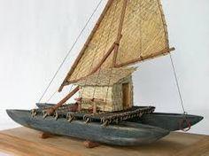 polynesian boat model - Google Search