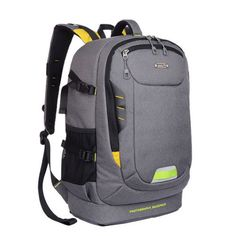 Abonnyc Dslr SLR Camera Backpack Rucksack Bag Case Shockproof Waterproof for Canon Nikon Sony Panasonic Olympus Pentax and Accessories Grey *** Be sure to check out this awesome product. Waterproof Camera Backpack, Best Waterproof Camera, Photography Bags, Photography Accessories, Digital Photography, Appareil Photo Reflex, Dslr Camera Bag, Backpack Reviews, Rucksack Backpack
