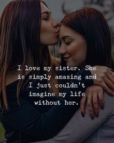 Top Inspiring Quotes About Sisters & I Miss My Sister Quotes Sister Quotes In Hindi, Sister Friend Quotes, Little Sister Quotes, Sister Quotes Funny, Missing My Sister Quotes, Sister Poems, Funny Quotes About Sisters, Friends Like Sisters Quotes, Nephew Quotes