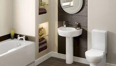 ideas para reformar cuarto de baño pequeño - Buscar con Google