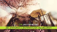 OMAH ARSITEK _ DANAU ALAM DESA     deJAVANESE 3D Animation Architectural...