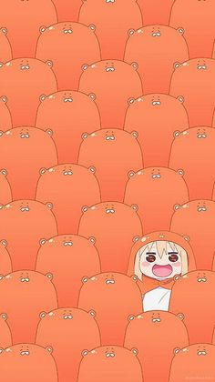 Himouto umaru chan Himouto Umaru Chan, Umaru Chan Gif, Anime Chibi, Kawaii Anime, Mega Anime, Cute Anime Wallpaper, Iphone Wallpaper, Unique Wallpaper, Animes Wallpapers