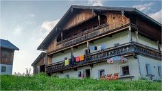 """Our Austrian """"Familymoon"""" - This Unimagined Life Wedding Week, Berg, Alps, The Good Place, Farmhouse, Cabin, Mansions, House Styles, Places"""
