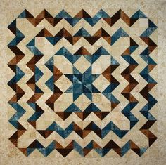 Star Surround quilt pattern by Elisa's Backporch Design