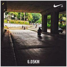 #nikeplus #myrun #running #run #morningrun #instarunner #tunnel #goodmorning #selamatpagi #cfd #carfreeday #laripagi #jakarta #sundaymorningrun