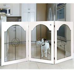 Laurel Folding Gate for Pets.