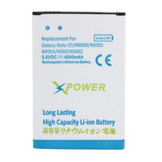 4000mAh Battery For Samsung Galaxy Note 3 N9000 N9005