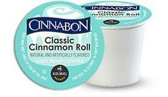 Cinnabon Classic Cinnamon Roll Coffee 96 K Cups >>> Click image to review more details. (This is an affiliate link)
