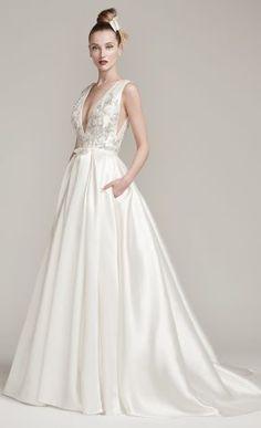Margot wedding gown by Sottero