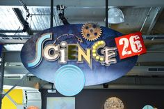 At The Montreal Science Center,