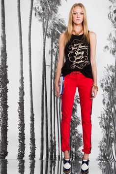 Juicy Couture RTW Fall 2013