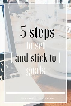 Only 8% of people kept their resolutions in 2016. Here, I give you 5 simple steps for overcoming goal burnout, and how to actually achieve your goals