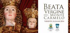 Taranto festeggia la Madonna del Carmine: ecco la festa in diretta