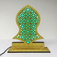 The Prophet's Sandal Lamp - Nalain Shareef