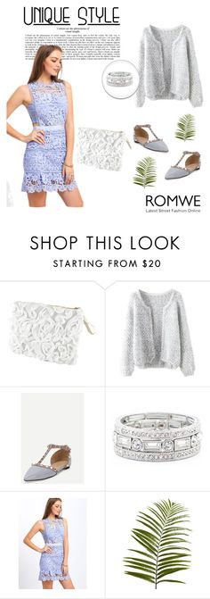 """Romwe 9/XIII"" by nermina-okanovic ❤ liked on Polyvore featuring Sole Society and Pier 1 Imports"