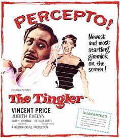 The Tingler w/Percepto! (1959)