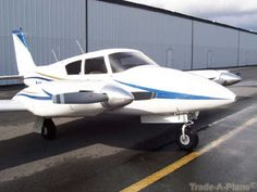 Piper Twin Comanche    http://www.trade-a-plane.com/for-sale/aircraft/by-make/Piper/Twin+Comanche