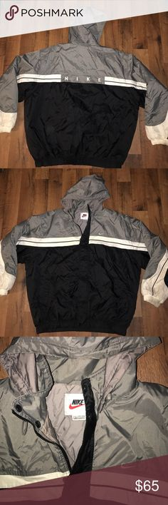 Vintage 2XL Nike Puffer Jacket Coat A little dirty on the cuffs Nike Jackets & Coats Puffers