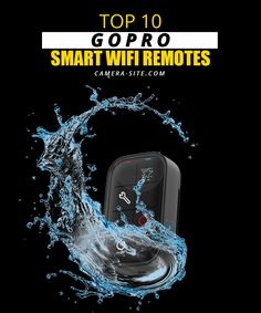 GoPro Smart Remote Wifi Waterproof is one of the top GoPro smart remote we've every used.