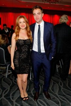 Rob and Isla Fisher at the 2nd Annual Australians in Film Awards & Benefit Dinner in LA, 10-24-13 (11)