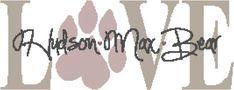 Dog Cross Stitch Pattern/Pet Cross Stitch Pattern/Cross Stitch Pet Pattern/Paw Print Cross Stitch Pattern/Puppy Cross Stitch Pattern/PDF by oneofakindbabydesign on Etsy