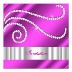 >>>Low Price Guarantee          Hot Pink White Jewel diamonds Silver Birthday Custom Invitation           Hot Pink White Jewel diamonds Silver Birthday Custom Invitation In our offer link above you will seeDiscount Deals          Hot Pink White Jewel diamonds Silver Birthday Custom Invitati...Cleck Hot Deals >>> http://www.zazzle.com/hot_pink_white_jewel_diamonds_silver_birthday_invitation-161281573857197027?rf=238627982471231924&zbar=1&tc=terrest