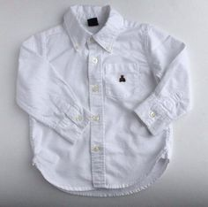 Baby Gap Button Down Shirt For Baby Girl or Baby Boy. Size 18-24 Months.  $4.99