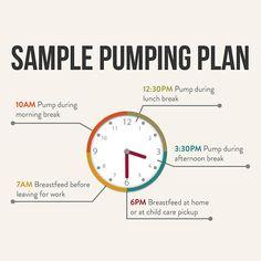 <b>Hello, pump: Returning to work while breastfeeding</b>