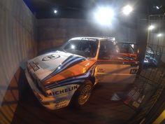 Lancia Delta Integrale Evoluzione WRC- Replica (Museo dell'automobile-Torino)