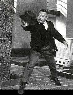 Harold Sakata as Oddjob in Goldfinger