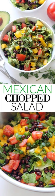 Mexican Chopped Sala