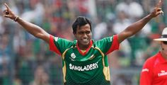 Bangladesh Cricketer Rubel free from rape charge Read complete story click here http://www.thehansindia.com/posts/index/2015-03-11/Bangladesh-Cricketer-Rubel-free-from-rape-charge-136726