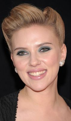 Rockabilly Hairstyles For Short Hair - Retro Updo