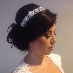 #job #makeup #mua #mufe #bride #lovebrid #hair #hairdresser #hairbride #makeuplovers #details