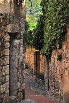 In the village of Levanto, Italy, next to Cinque Terre. Photo: Doug Johnson