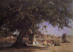 Συνοικία του Καϊρου 1862