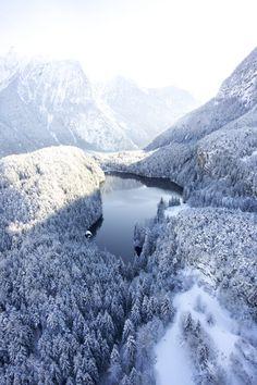 Piburgersee, Oetz, Ötztal - Tirol, Austria