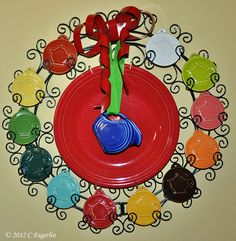 The Little Round Table: Catching Up On The Ornaments