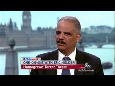 Holder: 'Homegrown Violent Extremists … Keep Me Up At Night' « Pat Dollard