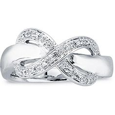 I am absolutely in LOVE with infinity rings. (49.00)!