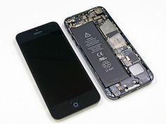 Dịch vụ thay Pin iPhone 5 chính hãng, giá rẻ
