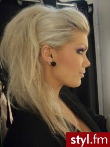 faux hawk #hair #formalapproach